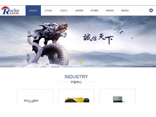 网站制作案例:流量计-奇迪科技(深圳)有限公司