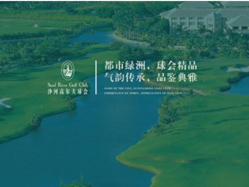 网站制作案例:沙河高尔夫-奇迪科技(深圳)有限公司